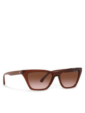 Emporio Armani Emporio Armani Сонцезахисні окуляри 0EA4169 591013 Коричневий