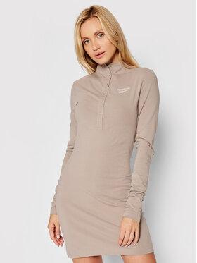 Reebok Reebok Kleid für den Alltag Classics GR0363 Grau Slim Fit