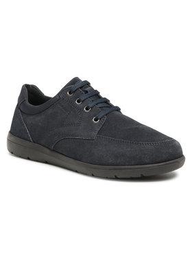 Geox Geox Обувки U Leitan D U043QD 00022 C4002 Тъмносин