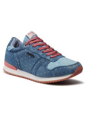 Pepe Jeans Pepe Jeans Sneakers Gable Patch Dot PLS30807 Albastru