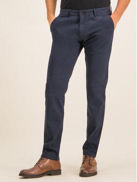 Roy Robson Roy Robson Pantaloni di tessuto 941-51 Blu scuro Slim Fit