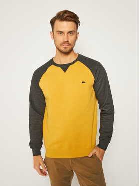 Quiksilver Quiksilver Bluză Everyday EQYFT04139 Galben Regular Fit