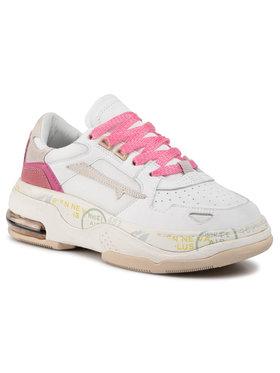 Premiata Premiata Sneakersy Draked 0019 Biały