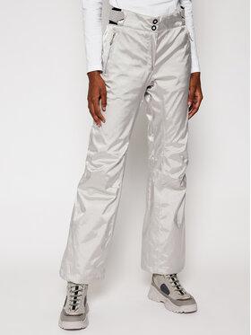 Rossignol Rossignol Lyžařské kalhoty RLJWP03 Stříbrná Classic Fit