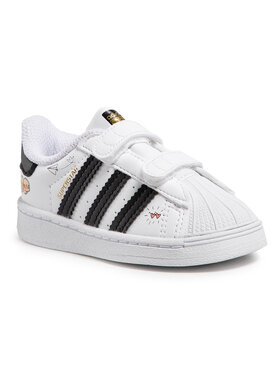 adidas adidas Scarpe Superstar Cf I FZ0619 Bianco