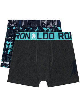 Cristiano Ronaldo CR7 Cristiano Ronaldo CR7 Sada 2 párů boxerek 8400-51-551 Barevná