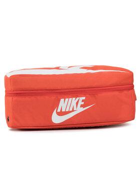 Nike Nike Torba na buty BA6149-810 Pomarańczowy