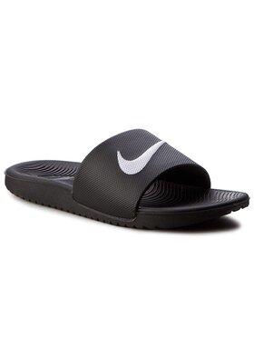 Nike Nike Чехли Kawa Slide (GS/PS) 819352 001 Черен
