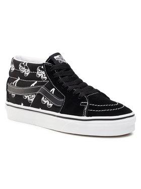 Vans Vans Sneakersy Sk8-Mid VN0A3WM34WW1 Černá