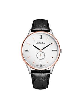 Adriatica Adriatica Часовник A1230.R263QXL Черен