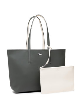 Lacoste Lacoste Torebka Shopping Bag NF2142AA Beżowy