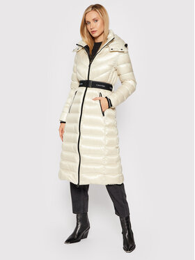 Calvin Klein Calvin Klein Pernata jakna Lofty K20K203133 Bež Regular Fit