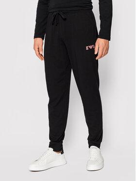 Emporio Armani Underwear Emporio Armani Underwear Spodnie dresowe 111652 1A526 00020 Czarny Regular Fit