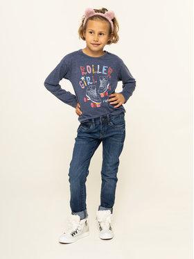 Pepe Jeans Pepe Jeans Bluză Mandy PG502290 Bleumarin Regular Fit