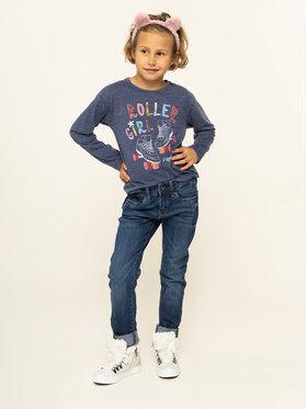 Pepe Jeans Pepe Jeans Μπλουζάκι Mandy PG502290 Σκούρο μπλε Regular Fit