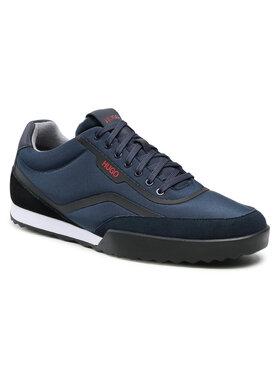 Hugo Hugo Sneakersy Matrix 50455223 10221518 01 Granatowy