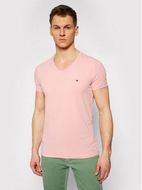 Tommy Hilfiger Tommy Hilfiger T-shirt MW0MW13343 Rose Slim Fit