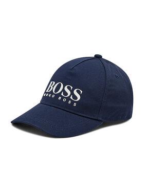 Boss Boss Шапка с козирка J21T23 Тъмносин