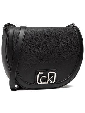 Calvin Klein Calvin Klein Táska Saddle Bag K60K607947 Fekete