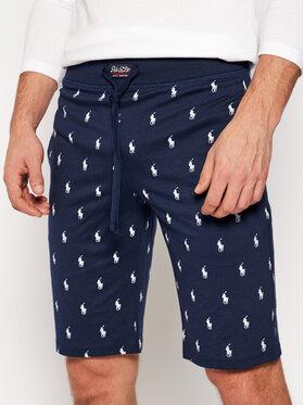 Polo Ralph Lauren Polo Ralph Lauren Rövid pizsama nadrág Ssh 714735006005 Sötétkék Regular Fit