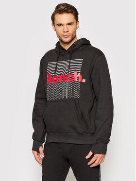 Bench Bench Sweatshirt Noise 118571 Schwarz Regular Fit