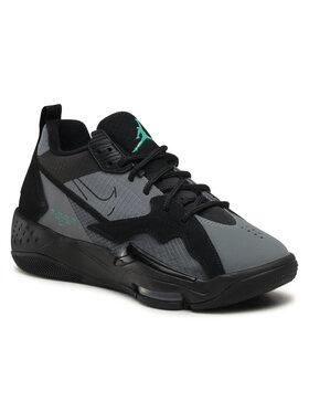 Nike Nike Boty Jordan Zoom '02 DC9038 001 Černá