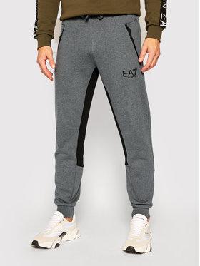 EA7 Emporio Armani EA7 Emporio Armani Pantaloni da tuta 6HPP85 PJ07Z 3925 Grigio Regular Fit