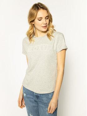Roxy Roxy T-shirt Epic Afternoon ERJZT04808 Gris Regular Fit