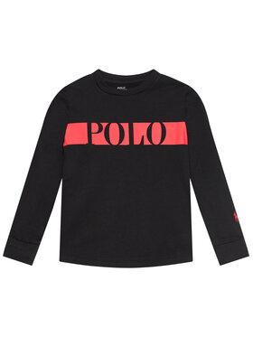Polo Ralph Lauren Polo Ralph Lauren Блуза 323836651001 Черен Regular Fit