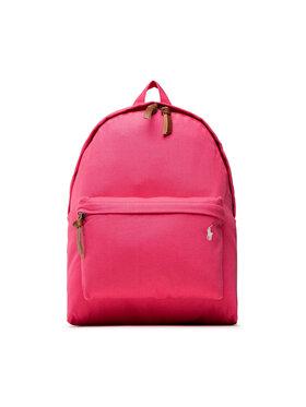 Polo Ralph Lauren Polo Ralph Lauren Plecak Backpack 405842685010 Różowy