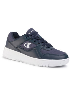 Champion Champion Sneakersy Rebound Low Canvas S21430-S20-BS501 Tmavomodrá