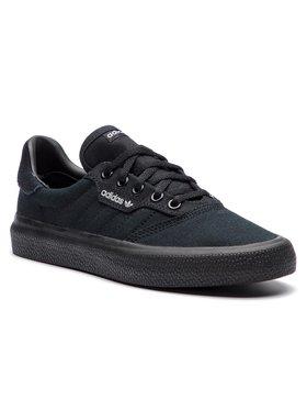 adidas adidas Topánky 3Mc B22713 Čierna