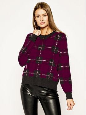 MICHAEL Michael Kors MICHAEL Michael Kors Sweater MU96NZJBYM Lila Regular Fit