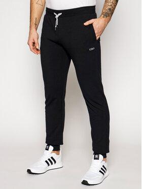 CMP CMP Pantaloni da tuta 3C88577T Nero Regular Fit