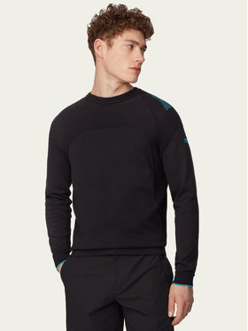 Boss Boss Sweater Rowin 50427754 Fekete Regular Fit