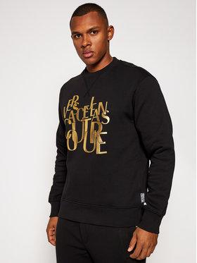 Versace Jeans Couture Versace Jeans Couture Sweatshirt B7GZB72T Schwarz Regular Fit