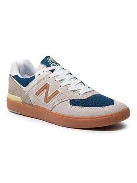 New Balance New Balance Гуменки AM574WYG Бежов