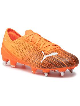 Puma Puma Boty Ultra 2.1 MxSg 106079 01 Oranžová