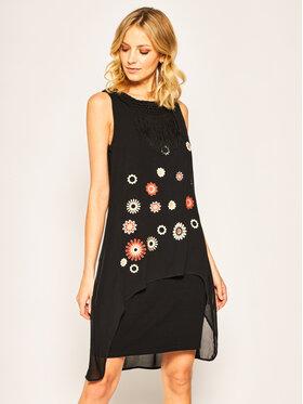 Desigual Desigual Kleid für den Alltag Barrie 20SWVW56 Regular Fit