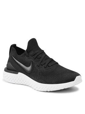 Nike Nike Batai Epic React Flyknit 2 BQ8928 002 Juoda