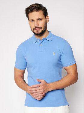 Polo Ralph Lauren Polo Ralph Lauren Polohemd Classics 1 710536856271 Blau Slim Fit