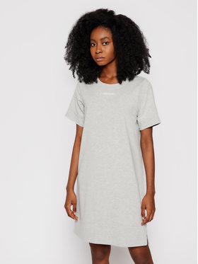 Calvin Klein Underwear Calvin Klein Underwear Každodenné šaty 000QS6703E Sivá Regular Fit