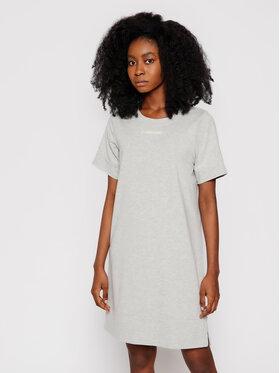 Calvin Klein Underwear Calvin Klein Underwear Sukienka codzienna 000QS6703E Szary Regular Fit