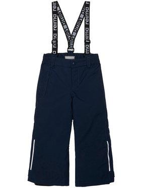 Reima Reima Pantaloni pentru iarnă Loikka 522281 Bleumarin Regular Fit
