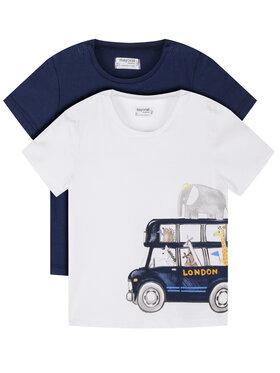Mayoral Mayoral 2 marškinėlių komplektas 1037 Regular Fit
