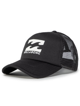 Billabong Billabong Καπέλο Jockey Podium Trucker U5CT01BIF0 Μαύρο