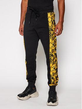 Versace Jeans Couture Versace Jeans Couture Долнище анцуг A2GWA1F9 Черен Regular Fit