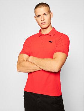 Helly Hansen Helly Hansen Techniniai marškinėliai Driftline 50584 Raudona Fitted Fit