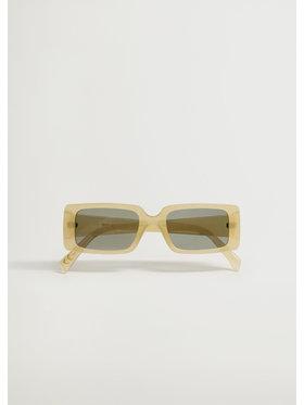 Mango Mango Okulary przeciwsłoneczne Layla 87055687 Żółty