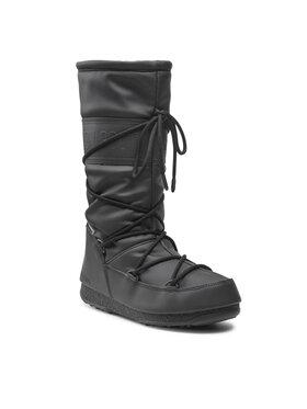Moon Boot Moon Boot Hótaposó High Rubber Wp 24010200 Fekete